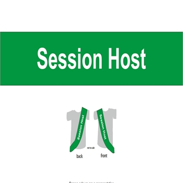 Sashes for Session Hosts