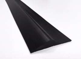 15mm Black Rubber Garage Threshold Seal