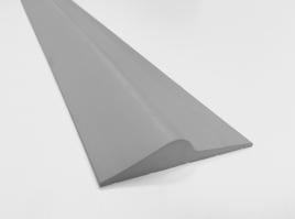 15mm Grey Rubber Threshold Seal