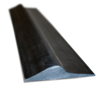 Black Rubber Threshold Seal