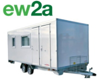 ew2a Mobile Accommodation in The Midlands