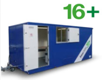 16+ Welfare Unit in The Midlands