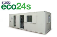 eco 24s Welfare Unit in The Midlands