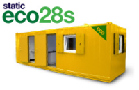 eco 28s Welfare Unit in The Midlands