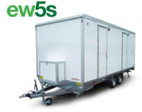 ew5s Mobile Showers in Suffolk