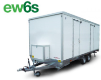 ew6s Mobile Showers in Suffolk