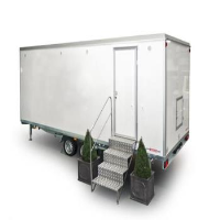 Mobile ECO Waterless Urinal Toilet Facilities