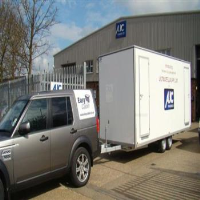 Mobile 6 Bay Gas Shower Facilities