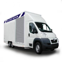 Mobile Security Scanning Vehicle