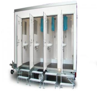 Mobile 4 Bay Gas Shower Facilities