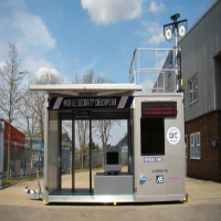 Mobile Security Checkpoint