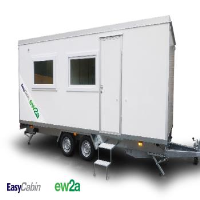 Mobile or Static 2/4 Berth Accommodation Facilities