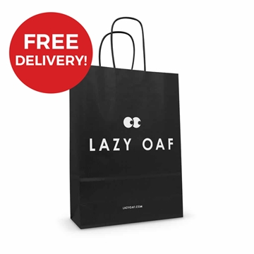 Printed Twisted Handle Paper Bag Supplier