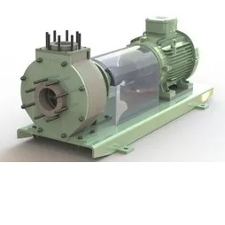 Thermoplastic Mechanical Seal Centrifugal Pumps