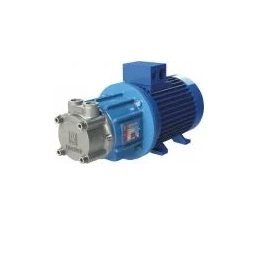 Magnetically Coupled Turbine Pumps