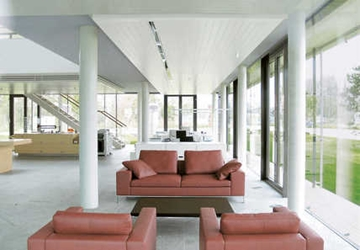 Industrial Heating & Cooling Ceiling Systems