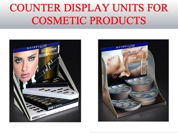 cosmetic Display packaging