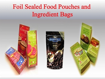 Individual product pouches
