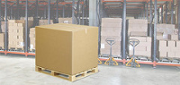 Palletised Factory Packaging