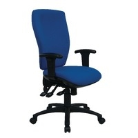 Deluxe Square High Back Posture Chair