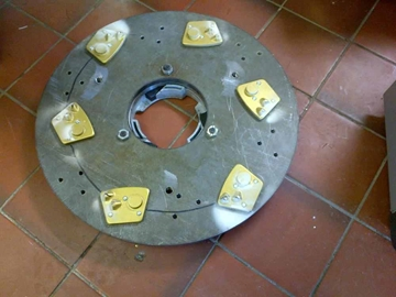 HIRE ATTACHMENT FOR STR- PCD GRINDING PLATE