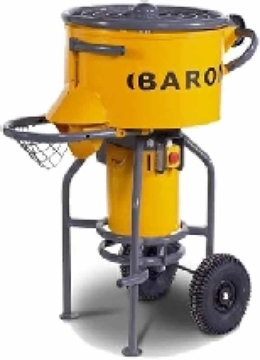 HIRE FORCED ACTION MIXER 3 BAG BARON M110