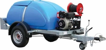 HIRE PRESSURE WASHER/BOWSER FITTED WITH 2000 PSI DIESEL