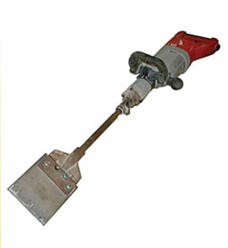 HIRE TILE REMOVER MILWAUKEE BREAKER WITH FLOOR TOOL