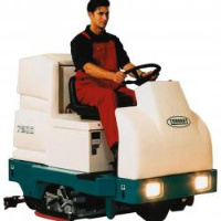 """SCRUBBER DRIER BATTERY RIDE ON 34"""""""