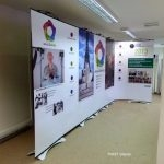 Free Standing Banner Stands