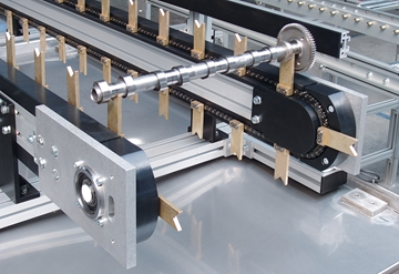 TKU 2040 – Indexing Chain Conveyor System