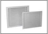Series K Fixed  Blade Grilles