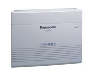 Panasonic KX-TE Analogue up to 8 Lines, 24 Extensions KXTES824