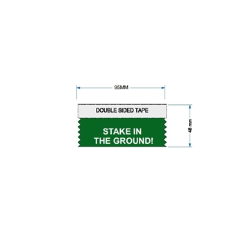 Stake in the Ground Conference Ribbon