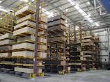 Cantilever Racking Installation