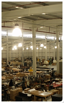 Industrial Production Lines Power Services