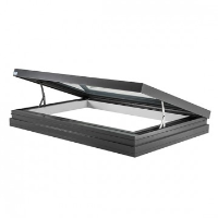 Electrically Hinged Vision Vent Roof Light