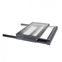 Sliding Over Roof Opening Rooflight