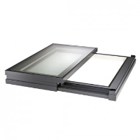 Sliding Over Fixed Opening Rooflight