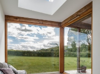 Fixed Rooflight For Stone Cottage