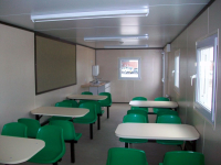 Anti-Vandal Cabins For Fitted Canteen Areas