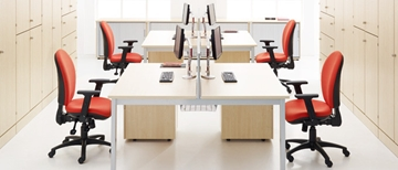 Physiotherapist Approved Posture Seating for Offices
