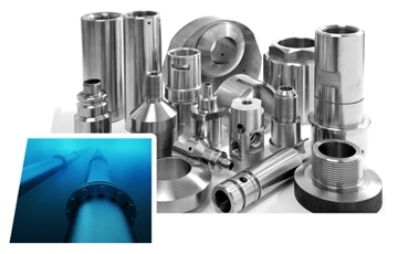ROV Couplings for Oil and Gas Sector
