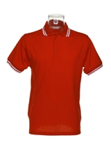 Personalised Promotional Tipped Collar Polo