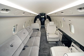 Fixed Wing Aircraft Interior Refurbishment