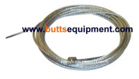 Control Post Safety Cable for Istobal