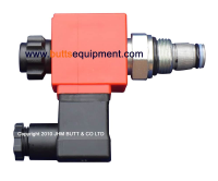 Complete Solenoid Valve for Werther Lift