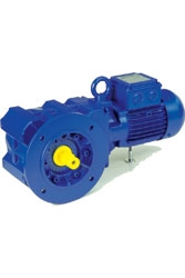 Shaft-Mounted Geared Motor – BF Series