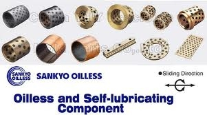 Sankyo Oilless Industry Components Supplier