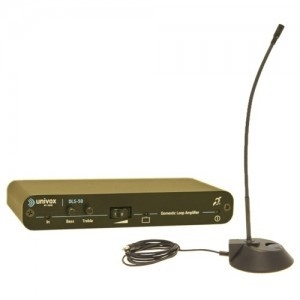 CTC-120-GM Counter Loop System (2) Gooseneck Microphone